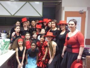 Horraires cours 2012-2013/ La pédagogie dans *Cours de danse Flamenco Grenoble image-300x225